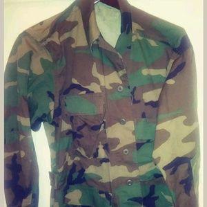 Camouflage Jacket size M
